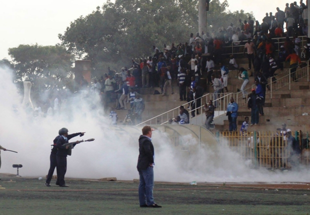 d3ae2facecba0 Ingwe may play in empty stadia