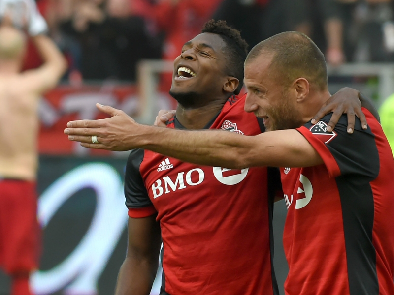Toronto FC claims top spot — Goal's Week 11 MLS Power Rankings