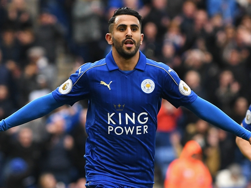 Roma ready to make €35m offer for wantaway Mahrez
