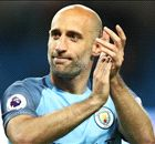 LEE: Zabaleta given perfect send-off in Man City win