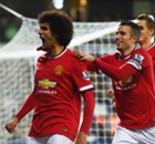 Fellaini finally finding his feet