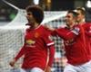 بالفيديو | فيلايني يهزم فالكاو وبيرسي على لقب هدف الشهر