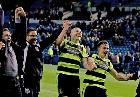 Mooy's Huddersfield reach play-off final