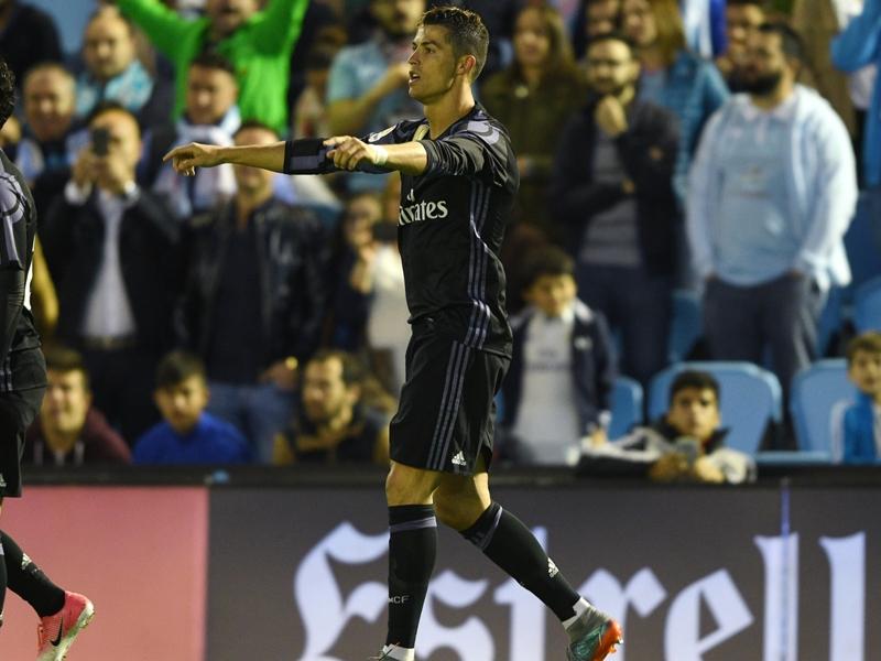 He's in very good nick – Zidane delighted with Ronaldo