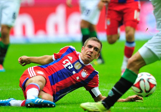 lahm could be out until march bayern munich 03