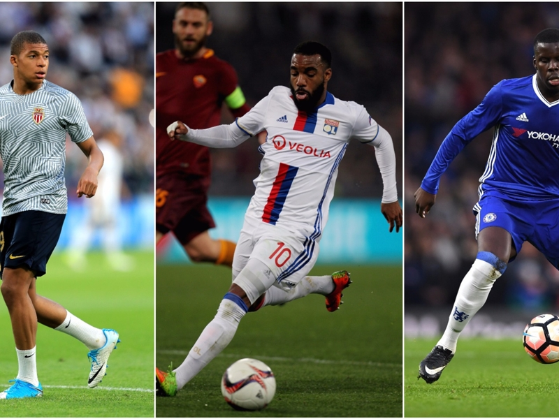 Mbappe named in star-studded France squad as Benzema snubbed again