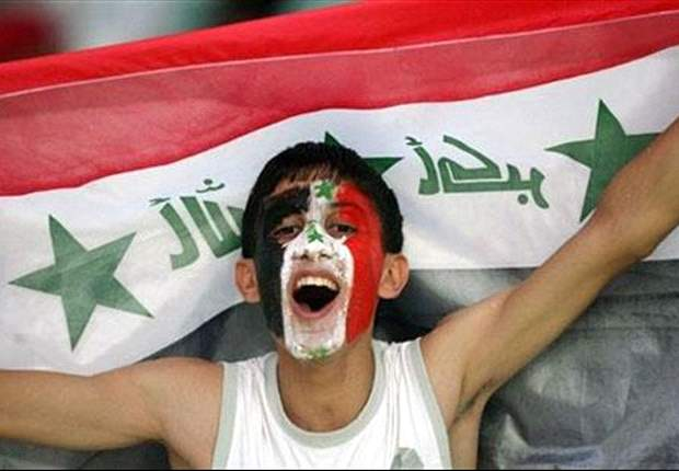 Iraq Down Palestine In First Home Game For Seven Years