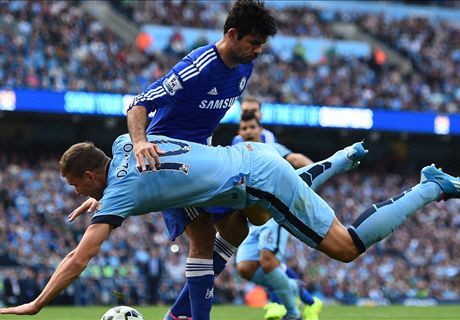 Chelsea among Europe's toughest tacklers