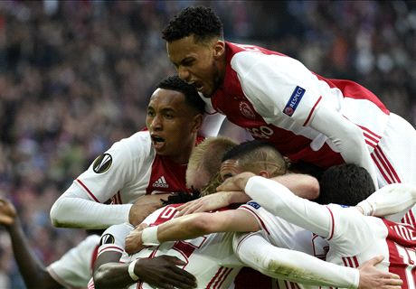 Betting: Ajax to win UEL final