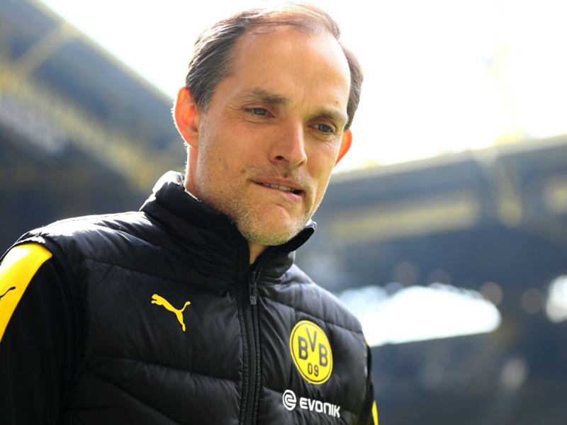 Dortmund goals within reach as Tuchel concedes his time may be up