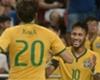 """""""Amo cómo juega Neymar"""""""