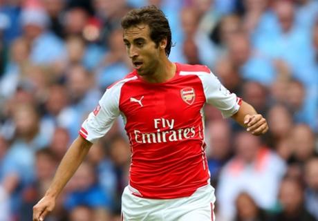 Flamini confident Arsenal will improve