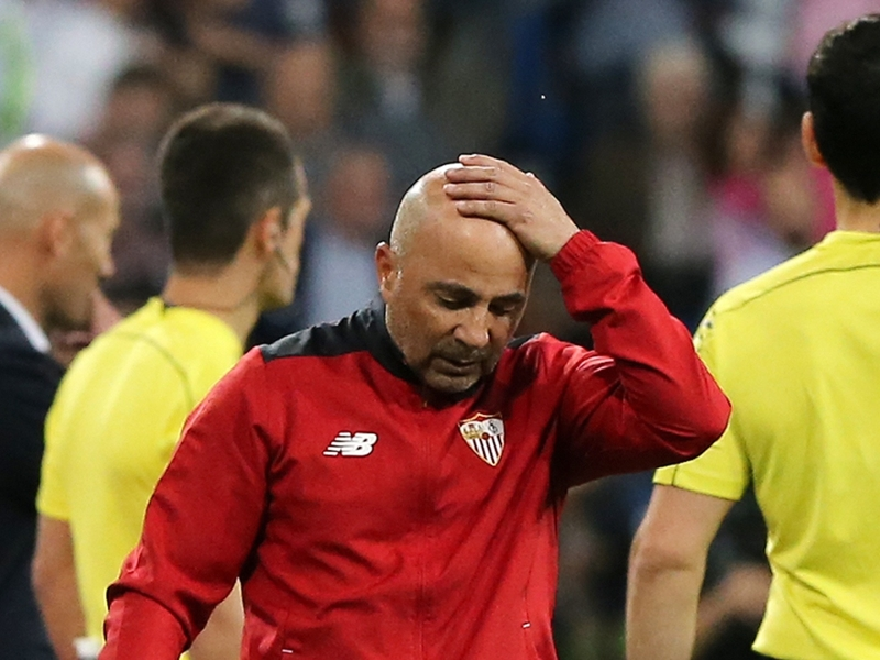 I'm not a mercenary - Sampaoli justifies his desire to leave Sevilla for Argentina