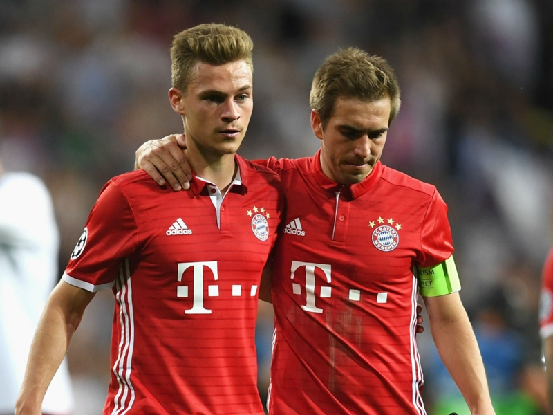 Kimmich the natural heir to Lahm, says Ancelotti