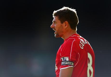Gerrard: Liverpool can shoc