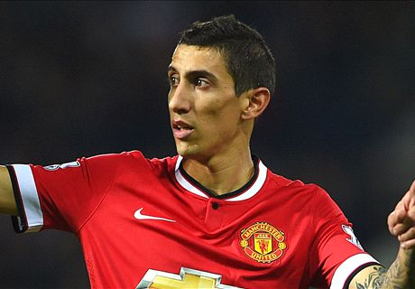 Di Maria progress boosts Man Utd
