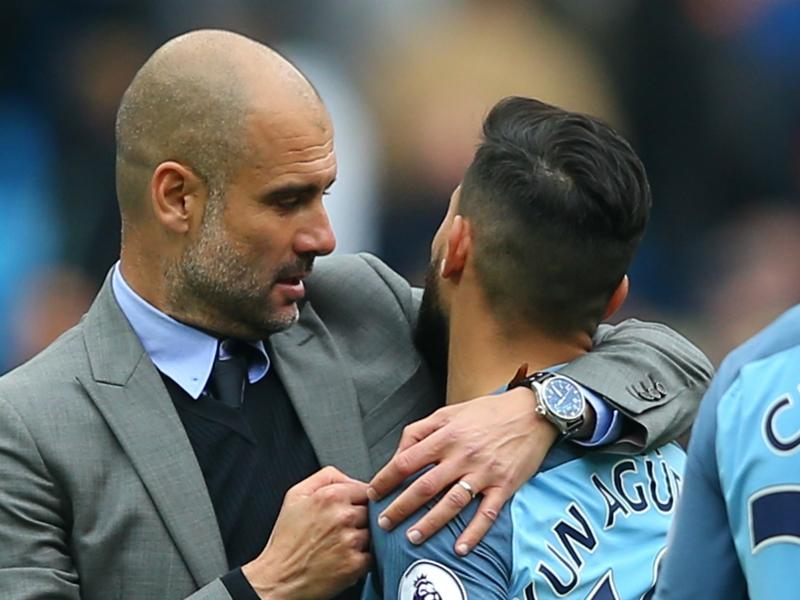 """Agent : """"Agüero reste à Manchester City"""""""
