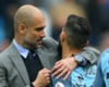 Guardiola insists Aguero will not leave Man City