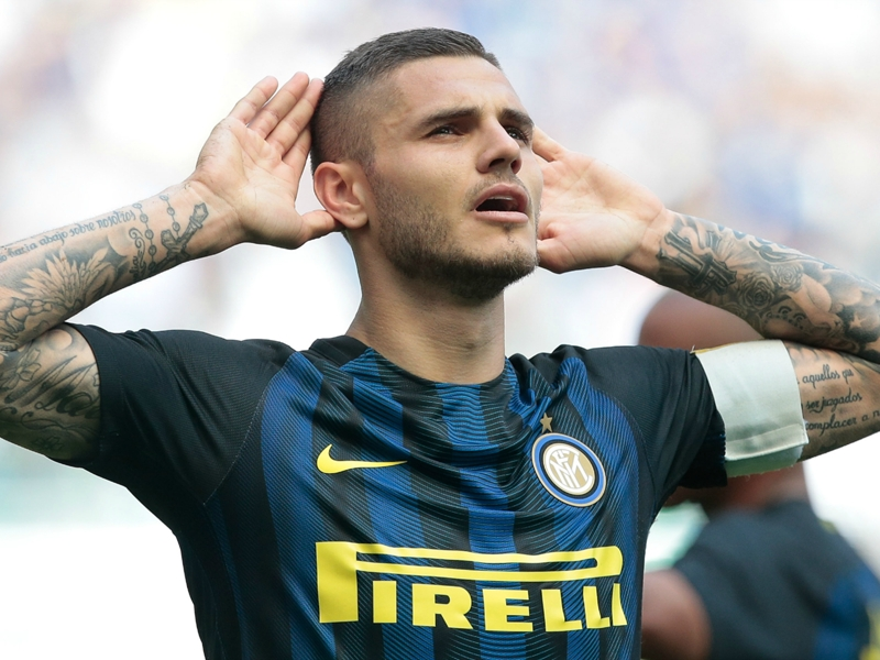 Icardi's Argentina exile over, but Aguero misses out