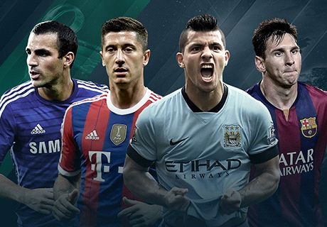 Champions League - all the build-up LIVE