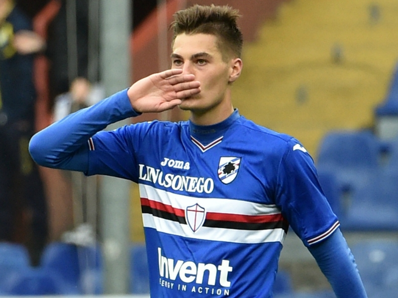 Schick completes €25 million move to Juventus