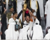 Xavi matches Raul's feat with Emir Cup win