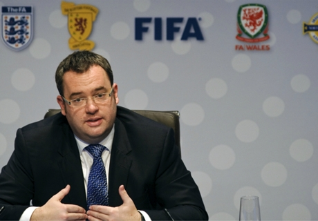 FA general secretary to leave in January