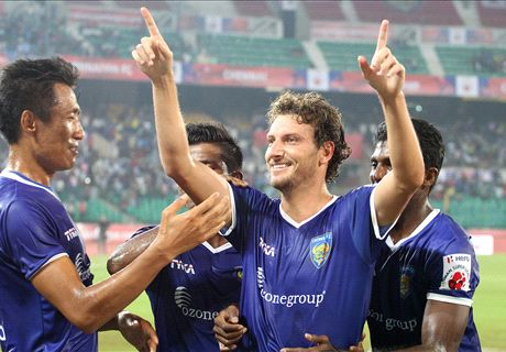 Mendy wonder-goal wins it for Chennaiyin