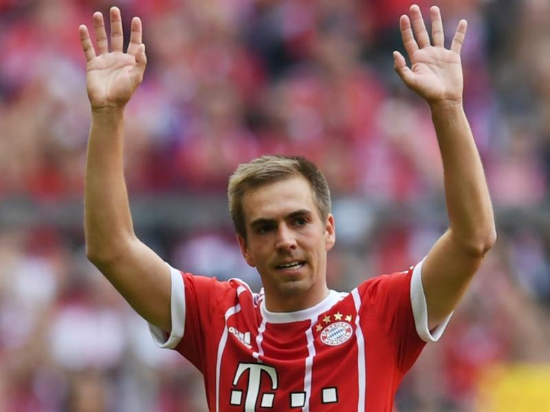 Bundesliga, Philipp Lahm élu footballeur de l'année en Allemagne
