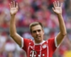 Buffon sends Lahm video message