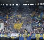 Tutto sospeso: il Verona ritrova la Curva