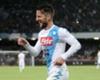 Report: Napoli 4 Fiorentina 1