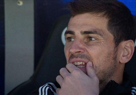 Mendieta: Keep faith in Casillas