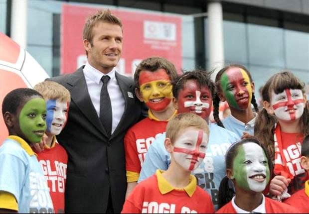 Goal.com's Top 50 English Players: David Beckham (13)