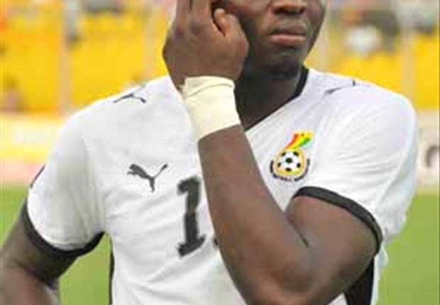 Sulley Muntari wishes Black Stars well ahead of 2013 Afcon