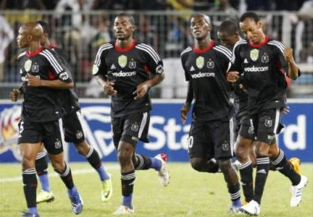 Vodacom Challenge: Orlando Pirates Two Good For Manchester City