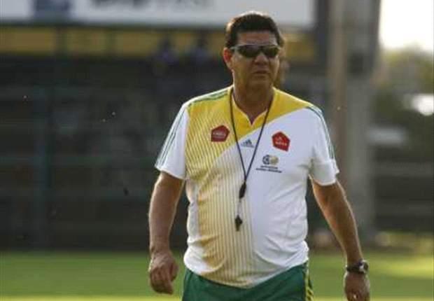 South Africa Sack Coach Joel Santana