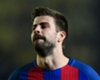 Why is Pique out for Barca?