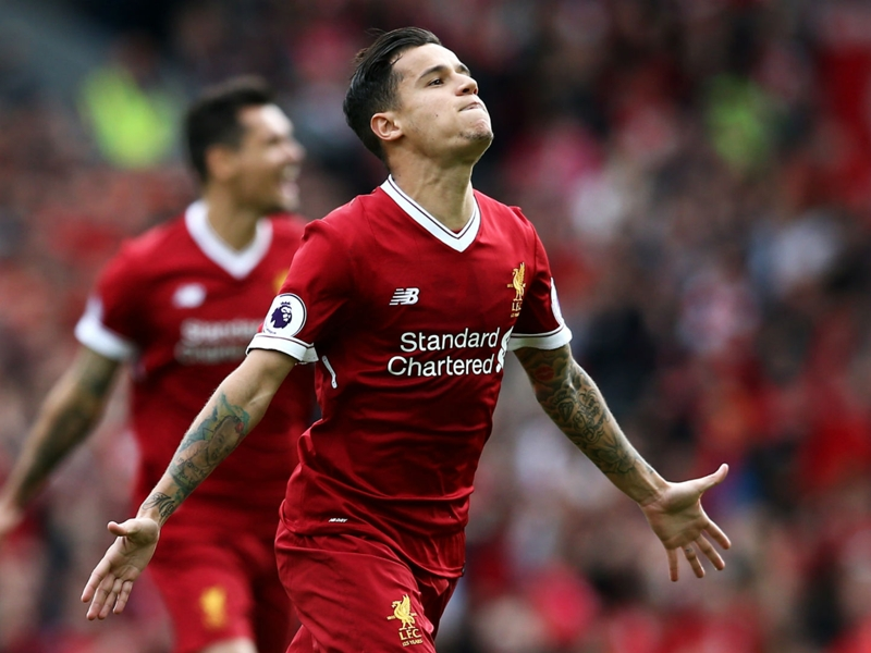Klopp insists Coutinho is going nowhere amid Barcelona interest