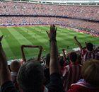 O adeus do Atléti ao Calderón