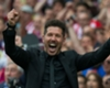 Atletico boss Simeone reveals future
