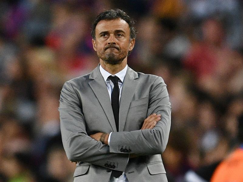 Barcelona 4 Eibar 2: Luis Enrique's Camp Nou farewell brings thrills, but no title