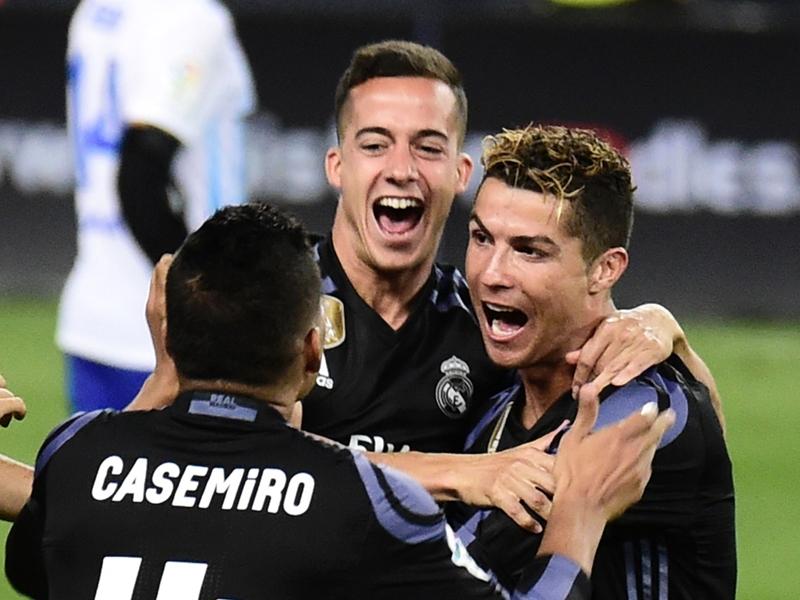 Real Madrid win La Liga title after holding off rivals Barcelona