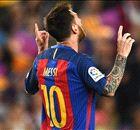 Barcelona haalt Messi naar middenveld
