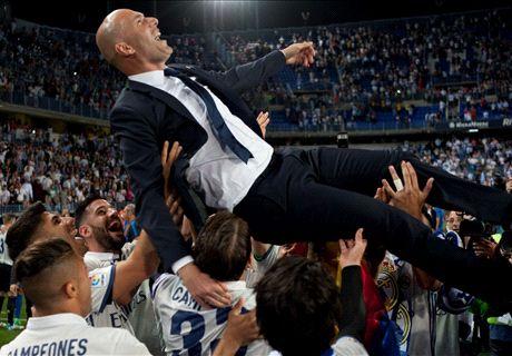 Zidane: Ini Hari Terindah Dalam Hidup Saya!