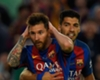 Flitterwochen: Messi besucht Suarez