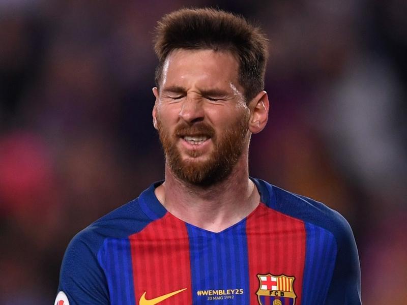 Le Barça apporte son soutien à Messi