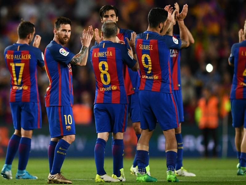 Luis Enrique: Barca not consistent enough to win La Liga