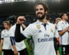 Isco tells Madrid fans: I'm staying!