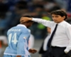 Balde scores and sees red in Lazio defeat
